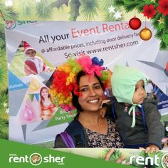 Another Fabulous Event by RentSher: Christmas Mela-2016 Conducted by @Embassy Manyata on 22nd and 23rd Dec'16. Thank you all for your great support and interest shown about RentSher. Now you can hire all your #NewYear Party specials from RentSher, visit us today to explore: http://www.rentsher.com/xmas
