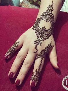 ❥●❥ ♥ ♥❥●❥ Mehandi Designs Images, Indian Henna Designs, Unique Mehndi Designs, Beautiful Mehndi Design, Simple Mehndi Designs, Bridal Mehndi Designs, Mehndi Desgin, Mehndi Images, Rangoli Designs