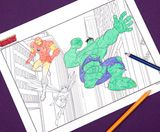 Avengers Printables | Printables | Disney Family.com