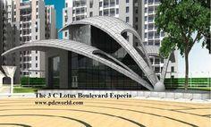 Live Royally in Lotus Boulevard Especia by 3C, Sector – 100, Noida