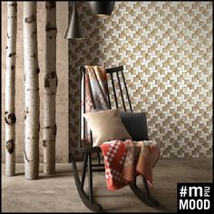 M+ MOOD - SCANDINAVIA  #mosaic #wood #dialoghi #lucchesedesign #designbynature #nature #scandinavia #northerneurope #cold #interiordesign