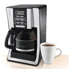 Mr. Coffee BVMC-SJX33GT 12-Cup Programmable Coffeemaker Review