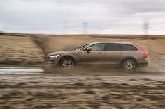 2017 Volvo V90 Cross Country: Go Brown or Go Home #Volvo #XC90 #car #VolvoXC90 #v40 #cartweet #cars #auto #v60