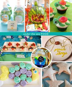 Dazzling Under the Sea Party Ideas That Will Make a Splash!