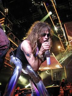 Aerosmith.......Steven Tyler !!!!! He would be an AWESOME grand Marshall !!