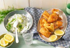 Backfisch in Bierteig, ein leckeres Rezept aus der Kategorie Fisch. Bewertungen: 165. Durchschnitt: Ø 4,6.