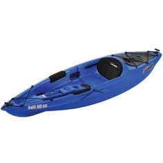 $329 Sun Dolphin Bali 10 ft. Sit-On Kayak in Blue-51925 - The Home Depot