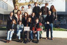 Photo de classe 1ere STL2 de 1994, Lycée René Josué Valin - Copains d'avant