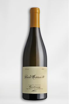 2008 Chardonnay Cuvee Dix-Neuvieme from Pearl Morissette Niagara Vineyards, Jordan, Ontario.
