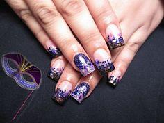 como decorar uñas para niña