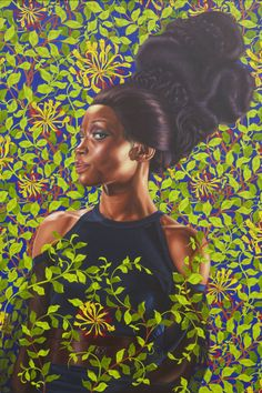We can't wait to see Kehinde Wiley's exhibit at the Brooklyn Museum starting February 20.
