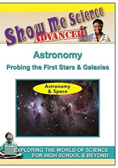 DVD: Astronomy Probing the first stars & galaxies. -Looks at data received from the ALMA Array specialized telescope from remote regions of space to learn how stars and galaxies evolve. Mission To Mars, Science Curriculum, Our Solar System, One Star, Children's Literature, Space Exploration, Student Learning, Telescope, Astronomy