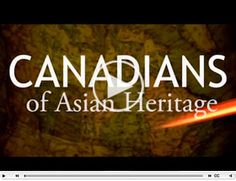 Government of Canada's site with information on Asian Heritage Month.