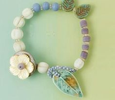 Mixed-Media and Boho-Chic Jewelry: 5 Design Ideas from the New Create Jewelry Magazine ... Jewelry Making Daily