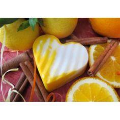 Σαπούνι ελαιολάδου με κανέλα & άρωμα εσπεριδοειδών