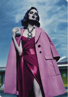 Lisa Cant By Gabor Jurina For Fashion Magazine Winter2013/2014 - 3 Sensual Fashion Editorials | Art Exhibits - Anne of Carversville Women's...
