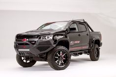 Fab Fours led bumper - 2016 Chevy Colorado
