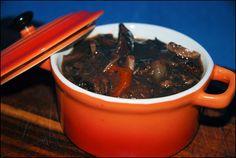 Mini Pannetje (cocotte) rundvlees van de wijngaard Ate Too Much, Pot Roast, Minis, Slow Cooker, Oven, Yummy Food, Snacks, Meat, Dinner