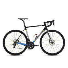 De Rosa Corum Disc - Nero Bluette Cargo Bike 26e6f8ea5