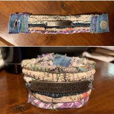 Jewelry Tutorial - Video Tutorial - Jewelry Making - Boho Bracelet -Boho Cuff - Bohemian Jewelry - Bohemian Bracelet Sewing Class, Sewing Basics, Sewing Hacks, Sewing Tutorials, Tutorial Sewing, Sewing Diy, Apron Tutorial, Sewing Projects, Diy Projects