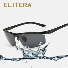 8ba8737095 promo elitera 2017 new brand polarized men sunglasses male driving fishing  outdoor eyewears  sunglass