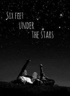 All time low - six feet under the stars