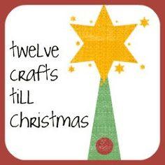 12 crafts til Christmas