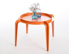 Hafucha Side Table by Bakery Design