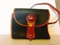 Vintage Dooney and Burke hand bag by CountryGalPicker on Etsy, $30.00