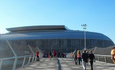Grand Stade Pierre Mauroy Lille (france)