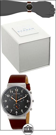 Reloj Skagen Aktiv Skw6099 Hombre Gris  ✿ Relojes para hombre - (Gama media/alta) ✿