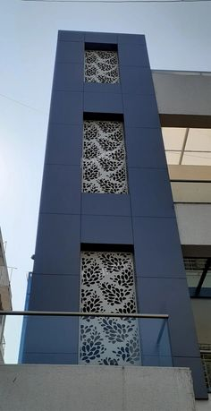 Gate Design, Facade Design, Window Design, Door Design, Modern Exterior House Designs, Modern Design, Cnc Cutting Design, Laser Cutting, Wall Texture Design