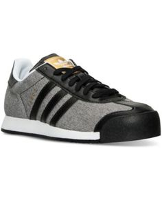 adidas Women's Samoa Casual Sneakers from Finish Line | macys.com
