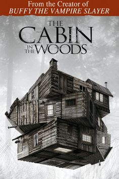 The Cabin In The Woods - From writer/producer Joss Whedon (THE AVENGERS), comes a sci-fi horror film unlike any you've seen before – or is it?.. #horror #movie