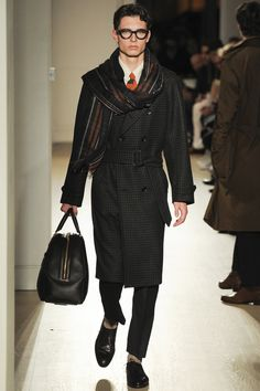 Dunhill collection autonme-hiver 2015-2016 #homme #mode #fashion
