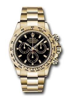 """""""Features & Benefits"""" Rolex Daytona automatic-self-wind mens Watch 116508 Bkso (Certified Pre-owned)"""