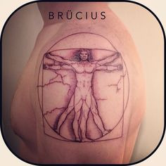 #BRÜCIUS #TATTOO #EUROPE #tour #SanFrancisco #brucius #natural #science #engraving #etching #sculptoroflines #dotwork #blackwork #penandink #lines #nature #Paris #Leonardo #daVinci #drawing #vitruvian #man