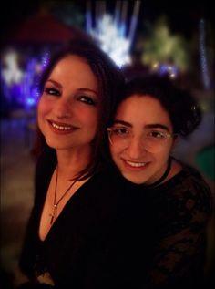 Gloria & Emily Estefan