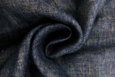 Double Face Cotton Gauze in Denim B And J Fabrics, Fashion Fabric, All Fashion, Denim, Face, Cotton, Sewing, Dressmaking, Couture