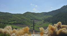 Revisando La Actualidad: EE.UU. confirma que el misil lanzado por Corea del...