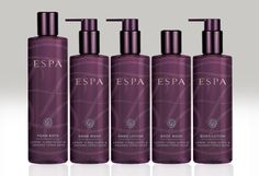 Spectra to provide packaging for ESPA bath and body care range