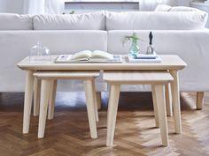 Apportez un #look #moderne et #scandinave à n'importe quelle pièce avec les #meubles #LISABO. http://www.ikea.com/fr/fr/catalog/categories/series/30662/ #IKEA #nouveauté #déco #décoration #design #bois #naturel #salon #table