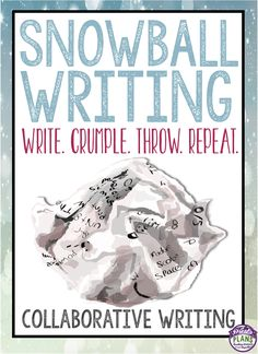 Snowball Writing: Collaborative Writing Students Will Love! (Blog Post by Presto Plans)