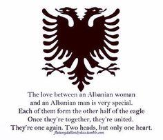 Albanian man and woman