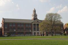 Thomas A. DeVilbiss High School in Toledo, Ohio.