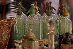 Cosas de antes (Sifones)  Antiguos sifones de soda