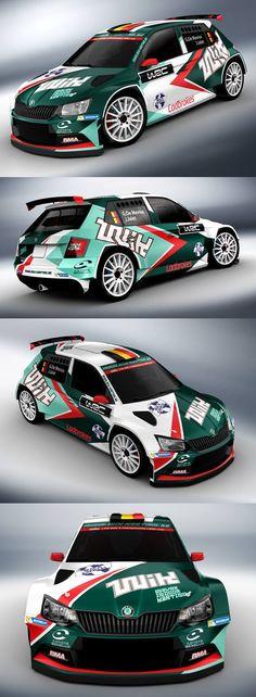 Kreative und Großartige beste Skoda Autos - - New Ideas Used Luxury Cars, Luxury Car Brands, Sport Cars, Race Cars, Design Autos, Design Cars, Vehicle Signage, Skoda Fabia, Rally Car