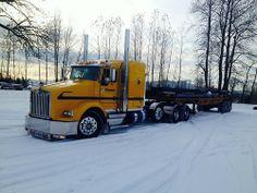 Tumblr #truck #kenworth