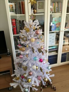 Natal 2015 - árvore Frozen
