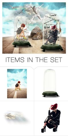 """I can do all things"" by pebbles78 ❤ liked on Polyvore featuring art"